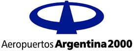 logo de aeropuertos argentina 2000